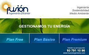 Gestionamos tu energía - Fusión ingeniería