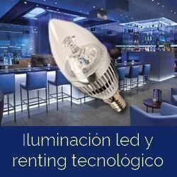 Iluminación led y renting tecnológico en Cataluña - Fusión Ingeniería Eficiente 250x178