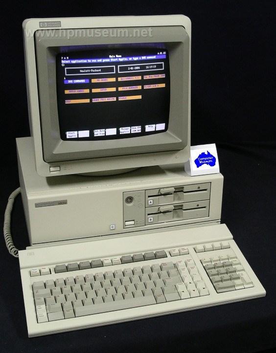 HP Vectra 1985