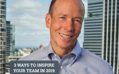 Featured Article   3 Ways To Inspire Your Team in 2019 (HR.com)