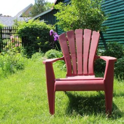 How To Paint Plastic Chairs Fishing Portable Chair Outdoor Furniture Fusion Mineral Improve Or Change The Look Of Your Instead Buying Brand Exterior Why Not Update It With