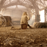 Seating in The Barn That's Not On Gallifrey