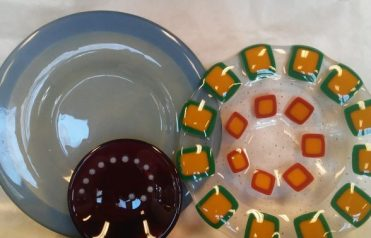 Glass Fusing Basics 3 – Circle Cutting!