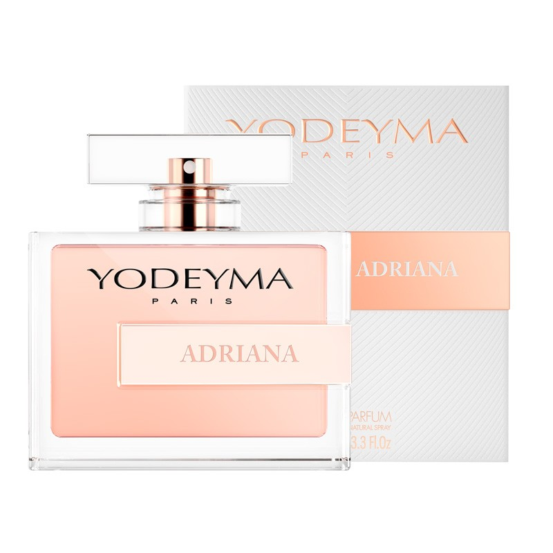 Yodeyma perfume bottle 100ml Adriana