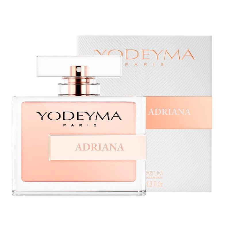 Yodeyma perfume bottle 100ml Adriana