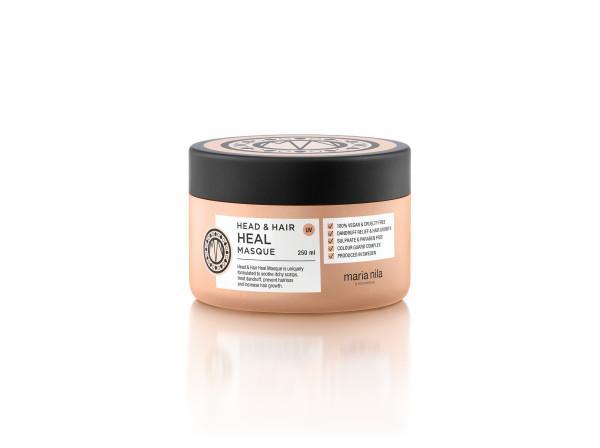 maria nila head & hair heal masque 250ml tub