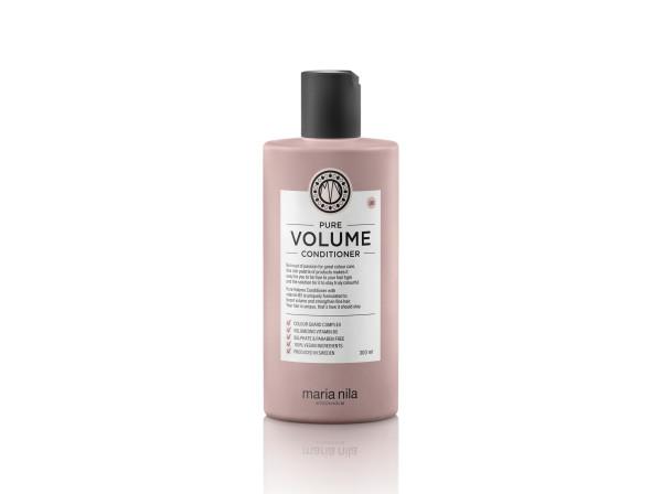 maria nila pure volume conditioner bottle