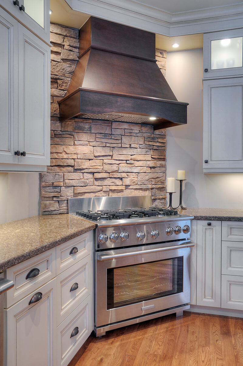 Interior Stone Veneer DIY Project Ideas  Fusion Stone
