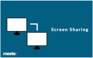 screen sharing