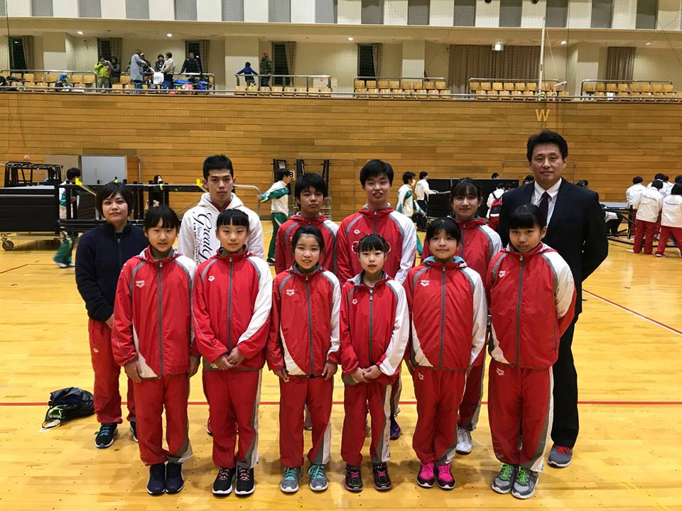 第9回都道府県対抗トランポリン競技選手権
