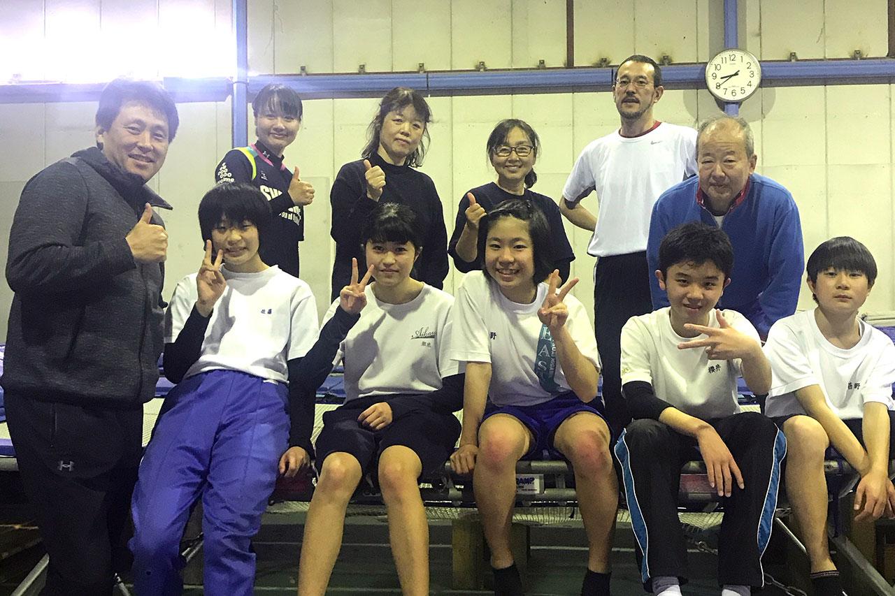 成人クラス (中学生〜)