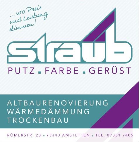 Stuckateur Straub