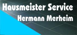 Sponsor Hausmeister Service Merheim