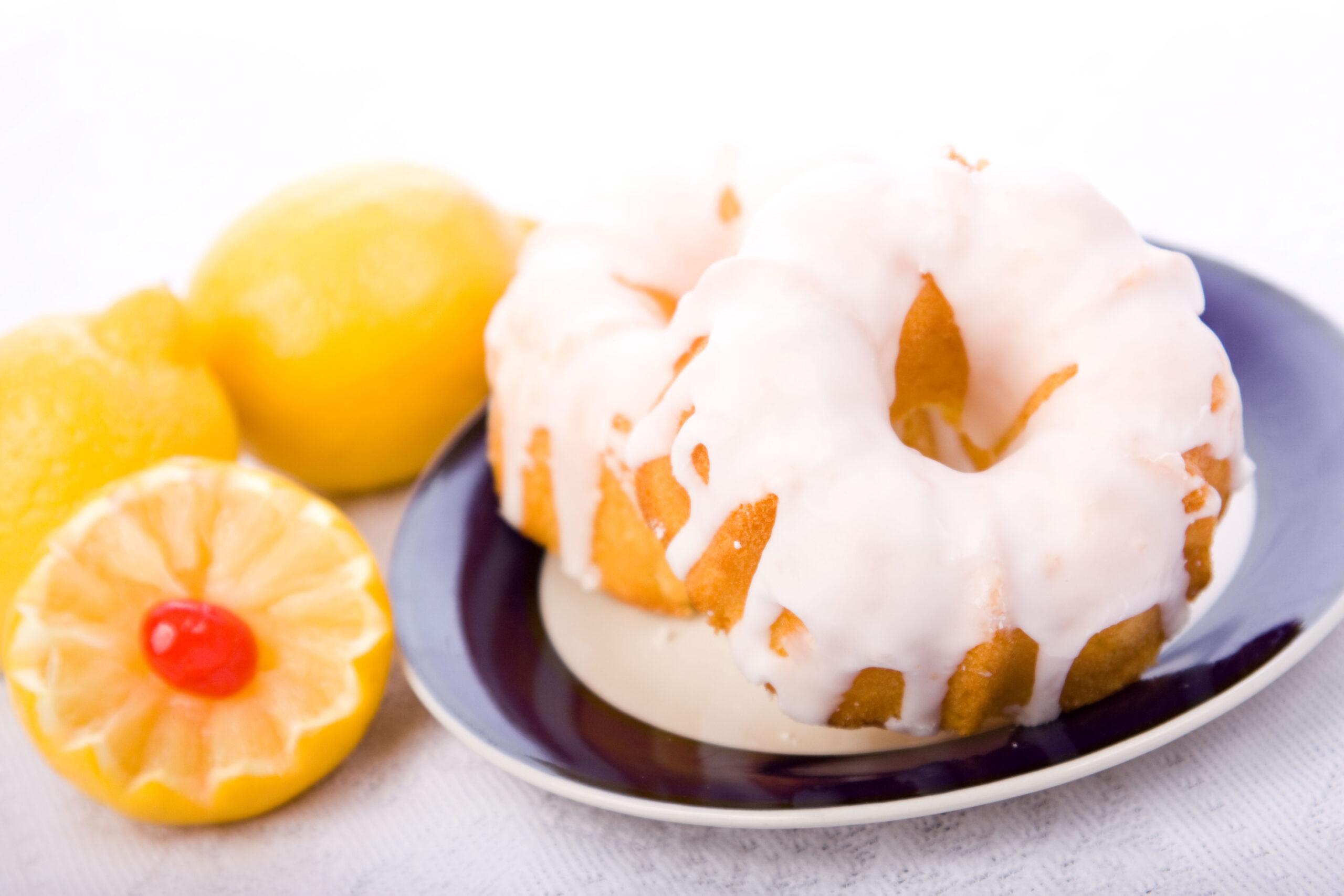 Fussell Cake Company Lemon Fussell Cake