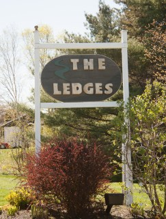 The Ledges Inn, Doaktown, New Brunswick