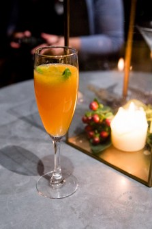 Russell Hobbs Diamond cocktail - vodka, green tea, peach and basil