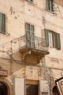 The delightful town of Pitigliano in Tuscany.