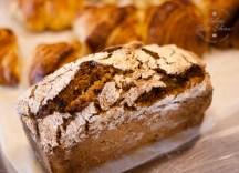 Gluten free rye loaf