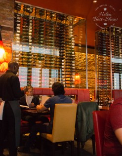 Dinner at The Meat Co Westfield London