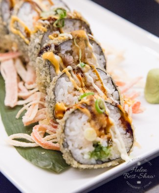 Fine Dining On Royal Caribbeans Harmony of the Seas - Izumi Japanese Restaurant