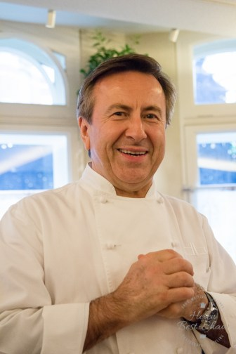 Daniel's Boulud's New York Restaurant Boulud Sud brings a taste of the Mediterranean to London