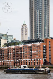 Cruise down The Thames - Embankment to Tower Bridge - The OXO Tower