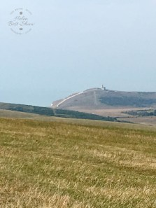 Views from the South Downs at Beachy Head
