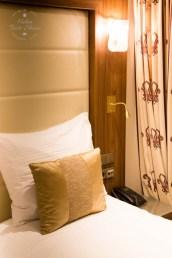 Cabin on Riviera Cruises MS Jane Austen
