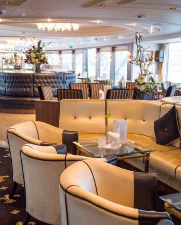 Riviera Cruises MS Jane Austen - around the ship