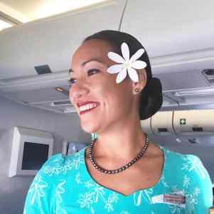 Air Tahiti Nui Cabin Crew
