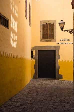 Streets of Las Palmas, Gran Canaria