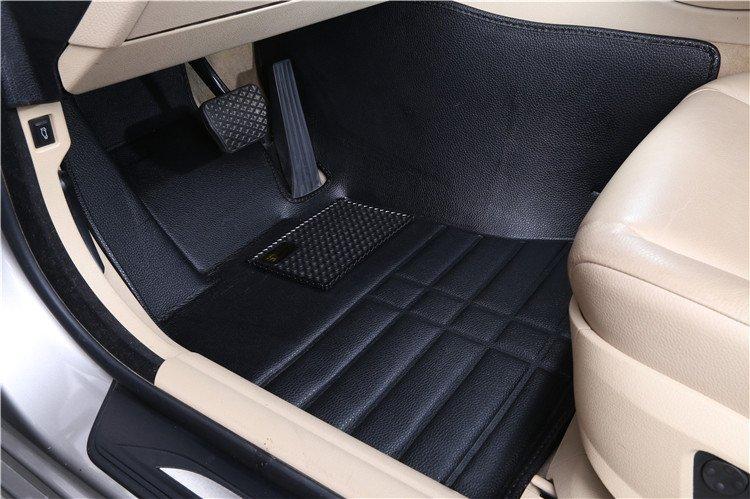 Ford Mondeo Fussmatten 3D Fussraumschalen Set 4.Generation Baujahr ab 2007-2014