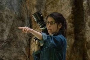 Wonder Woman: Director Patty Jenkins on the filmset