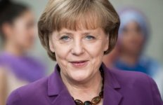 Angela Merkel - German politician and the longest-serving incumbent head of government in the European Union and currently the senior G7 leader.