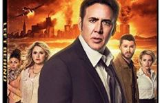 Left Behind 2014 Movie with Nicholas Cage