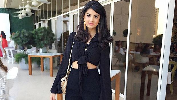 Secrets of a Street Style Star Ola Farahat