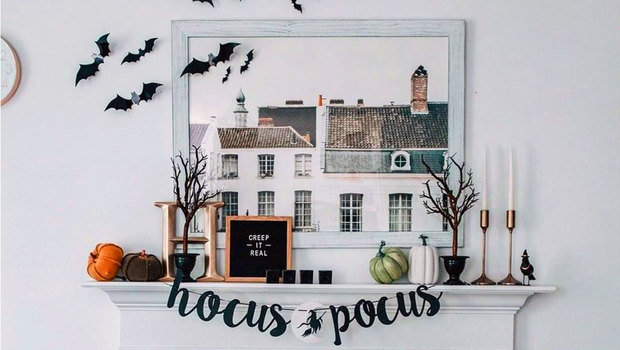 5 Easy Decoration Ideas To Add A Touch Of Halloween To Your Home