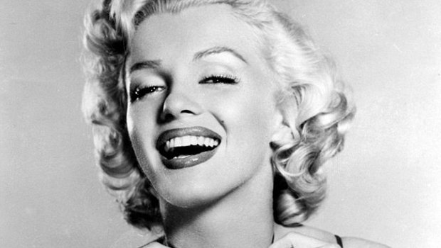 Marilyn Monroe is the New Face of Max Factor Makeup