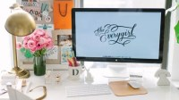 Ideas to Decorate Your Office Desk