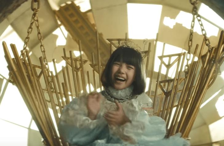 ギガ姫CMの子役は誰?ソフトバンク×ギガ国の女の子の名前や出演作,プロフを紹介!