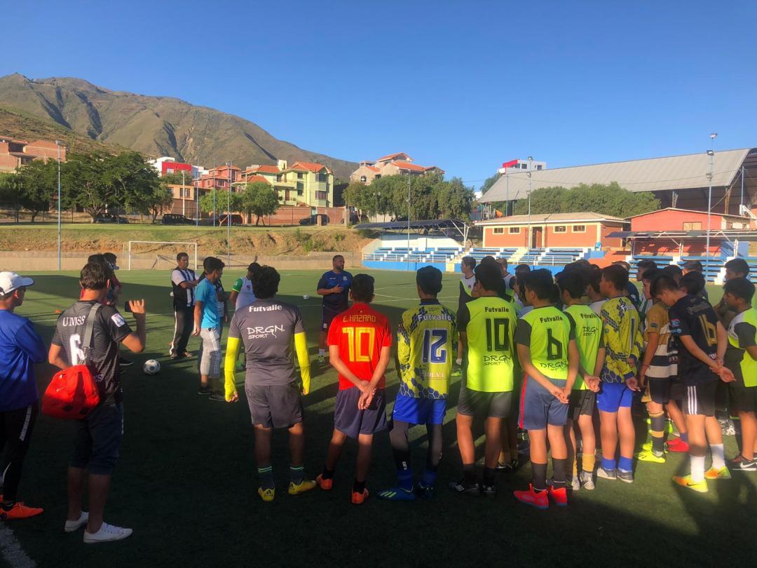 selección de jugadores para draft bolivia futbalia