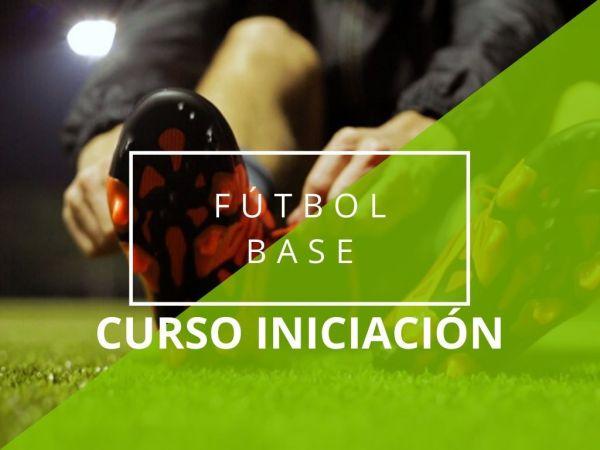 curso iniciación de fútbol