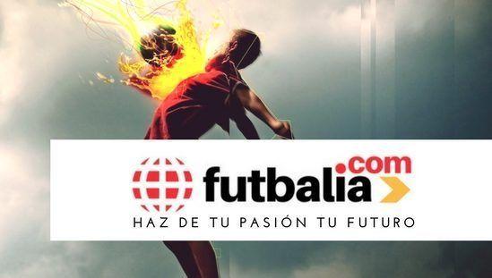 futbalia imagen niño balón fútbol corazón