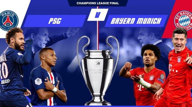 PSG vs Bayern match stream: How to stream the Champions ...