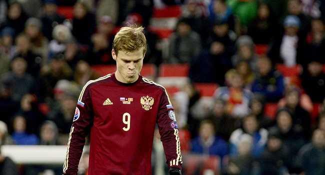 Russia v Montenegro: UEFA Euro 2016 Qualifying
