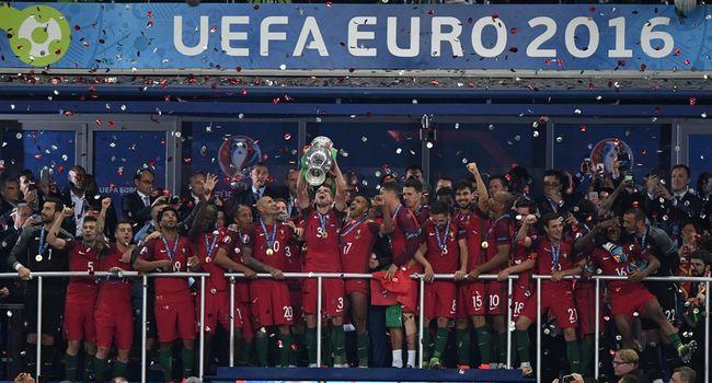 Португалия - Чемпион Европы-2016