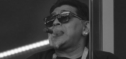 Умер Диего Марадона