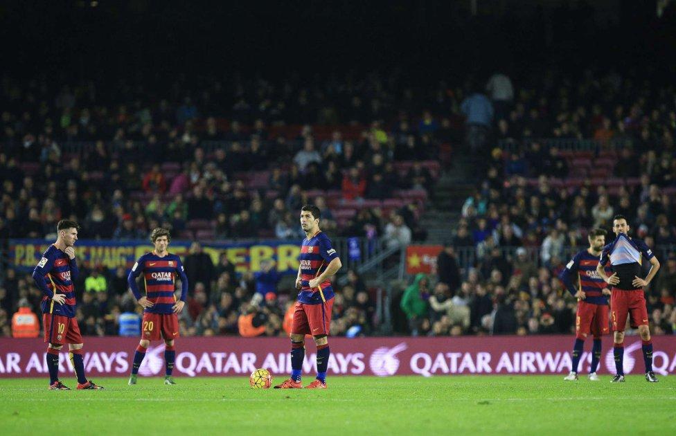Barcelona-Deportivo en imágenes