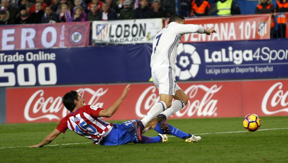 El penalty que cambió el partido