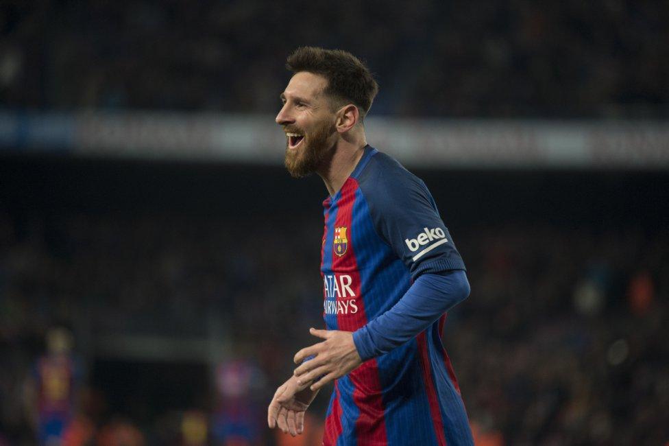 Barcelona-Espanyol en imágenes